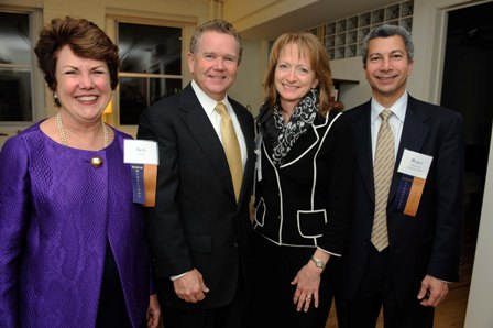UNH 2010 Benefit- Honorees