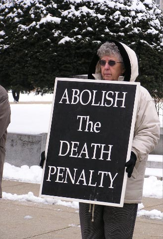 Death Penalty Vigil