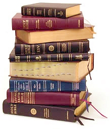 bible stock