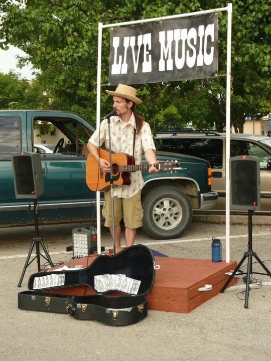 Joe Foster - Market Musician