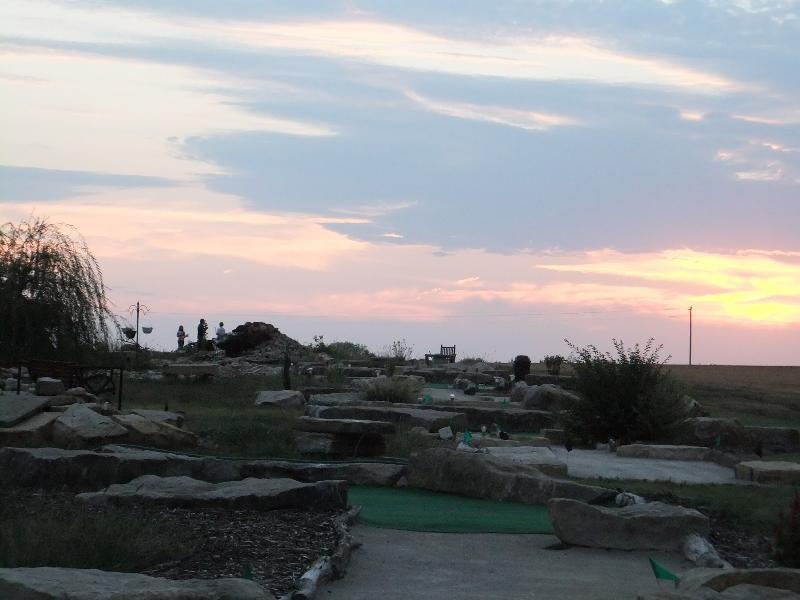 Karr Orchard Mini Golf Course