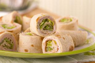 Tortilla Pinwheels or Roll-Ups