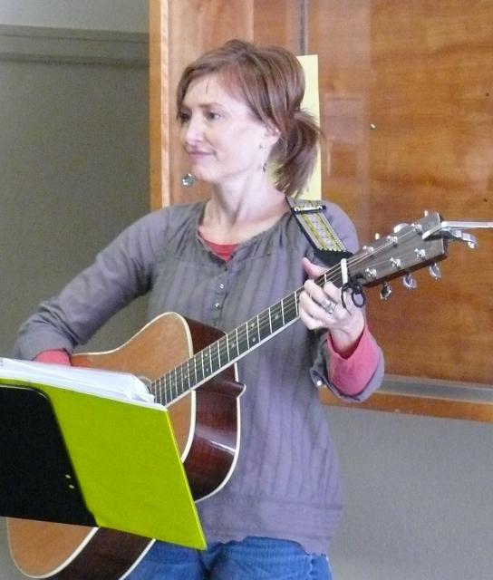 Jane McCoy, Market Musician