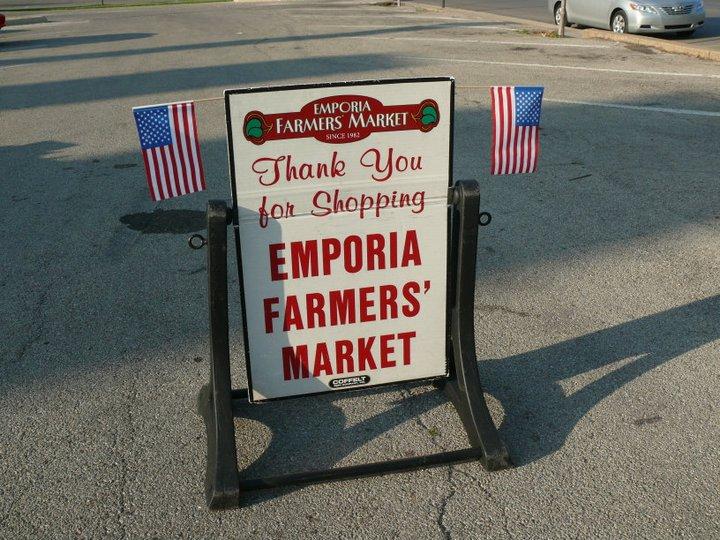 Thank You for shopping the Emporia Farmers Market