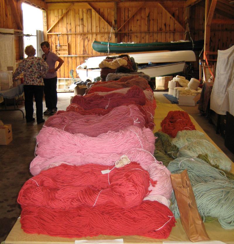 Mcadoo Rug Yarn Barn Sale