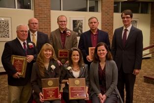 2012 Award Winners