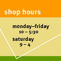 KC Shop Hours