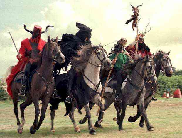 4 Horseman of the Apocalypse