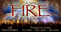 Releasing Fire with Chuck Pierce