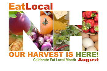 Eat Local Month 2010