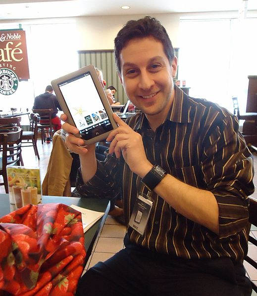 Happy Tablet Holder