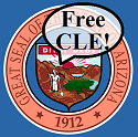 Free CLE Arizona