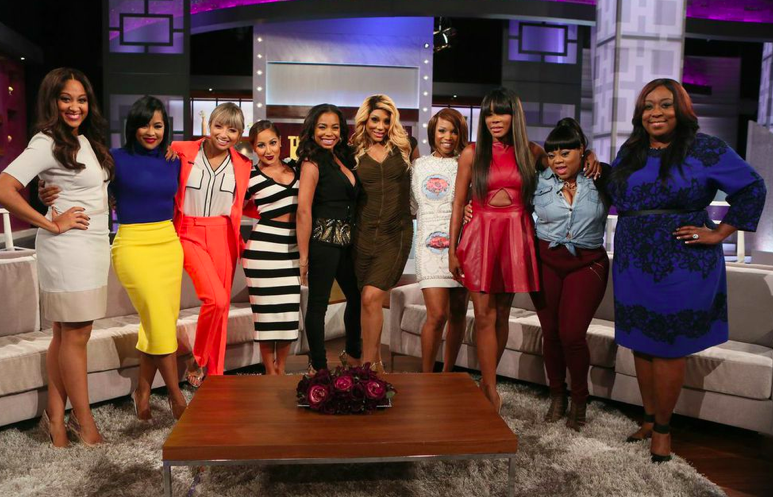 cast of hollywood divas visits the real