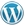 wordpress blog button
