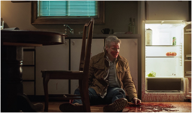 Henry Rollins in HE NEVER DIED