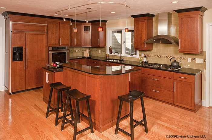 Summer at divine kitchens for Barker kitchen cabinets