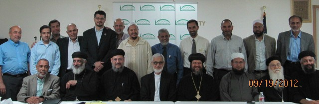 Muslim Coptic Leadership meeting