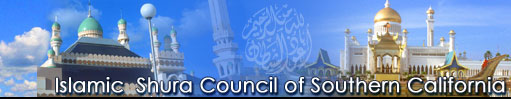 Islamic Shura Council of So Cal