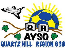QH AYSO Shuttle Logo