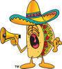 Yelling Taco
