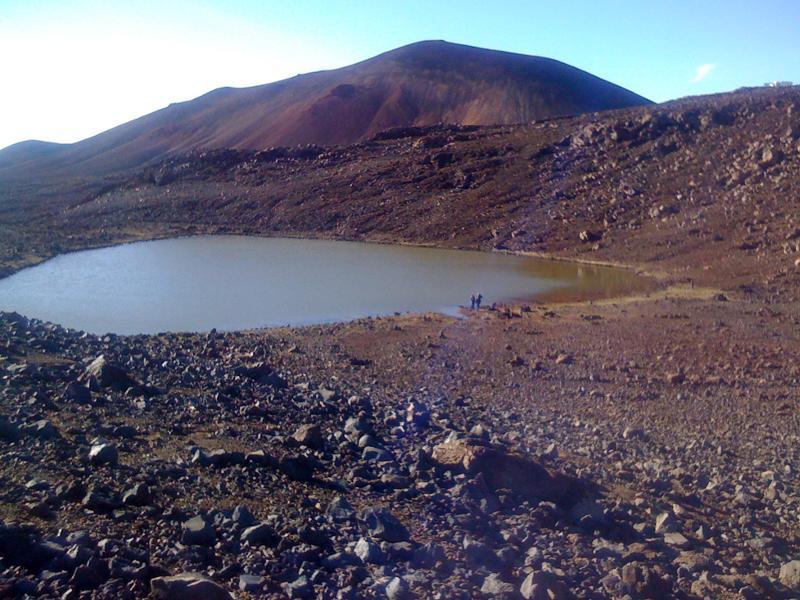 Mauna Kea Phoenix Lake