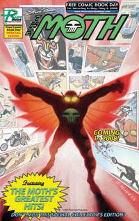 FCBD Moth Cover