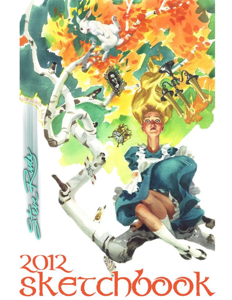 2012 Sketchbook