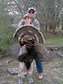 2011 Turkey Hunt