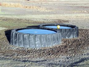 Cowboy Hot Tub