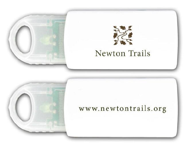 Newton Trails USB Drive