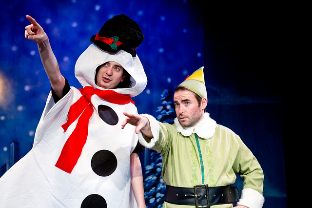 Act II Playhouse to Stage MURRAY THE ELF AND THE CASE OF THE TERRIFYING TINSEL, 12/21-28