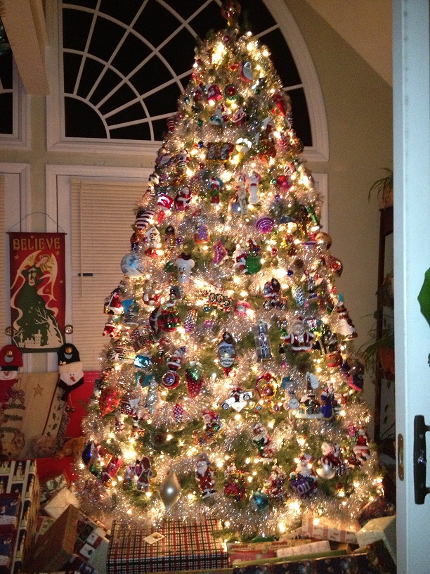 Christmas Tree Nj