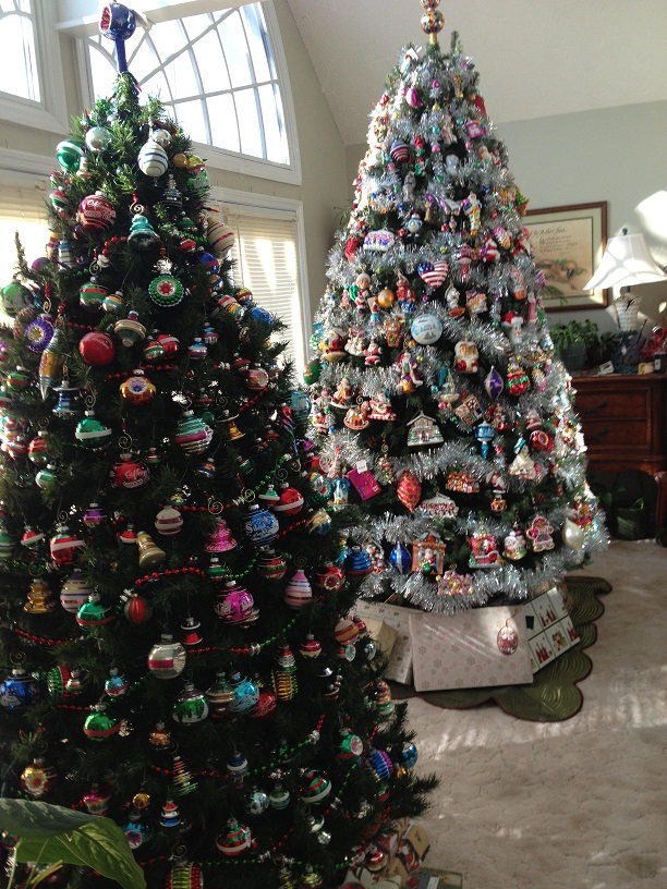 Christopher Radko Christmas Tree Ornaments