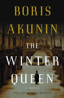 Book cover The Winter Queen
