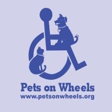 Pets on Wheels logo