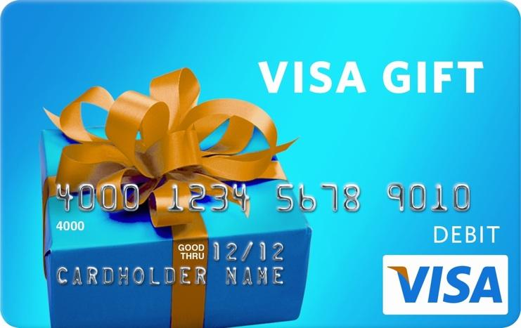 Visa cash card