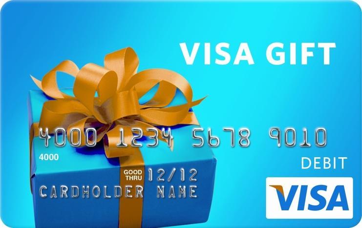 Visa cash card
