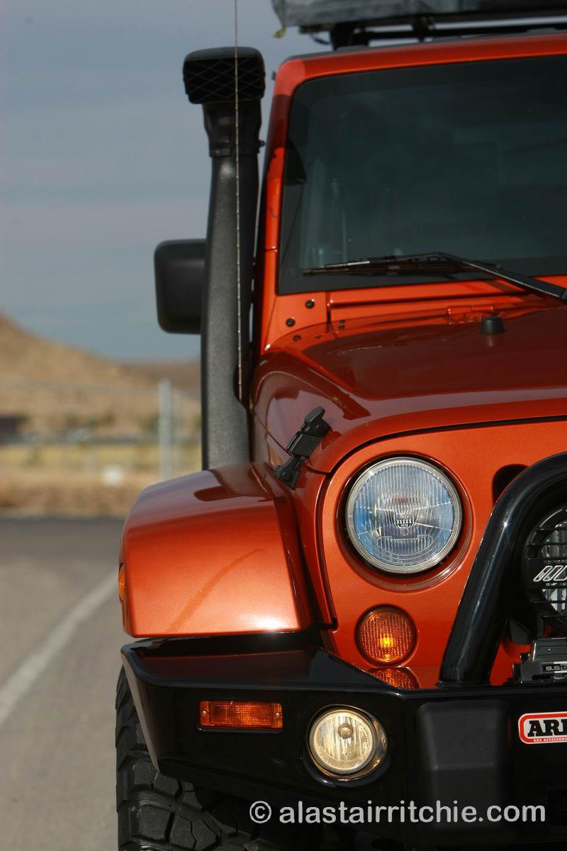 arb new product jeep jk wrangler headlight upgrade. Black Bedroom Furniture Sets. Home Design Ideas