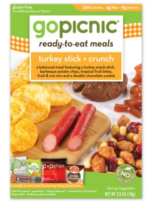 go picnic turkey stick