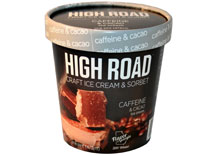 high road caffeine
