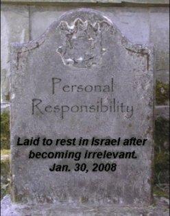 responsibility tombstone