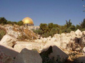 Temple Mount destruction