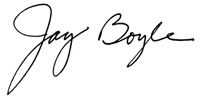 Jay Boyle