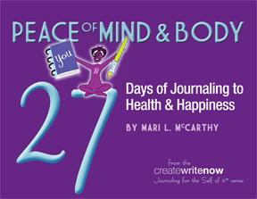 Journaling Challenge eworkbook