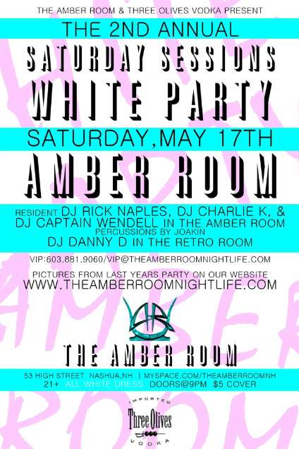 Amber Room Nashua