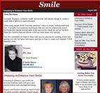 A Smile Above newsletter: Smile