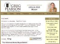 Meet Greg Pearson