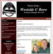 Deb & Gord Graig - Westside U Brew