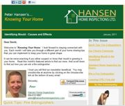 Hansen Home Inspections - Please visit our website