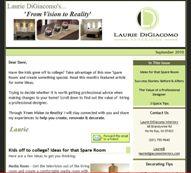 Visit Laurie's website
